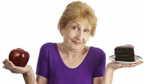 dieta según la edad