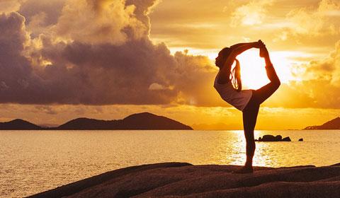 El yoga proporciona una nueva esperanza para las victimas de trauma y abuso sexual