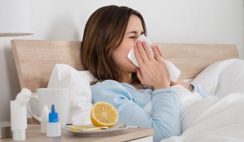 ¡La molesta gripe!